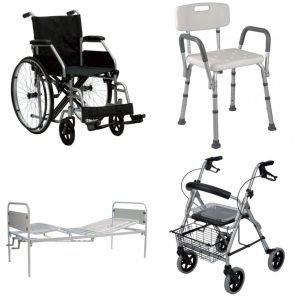 Ausili per anziani e disabili