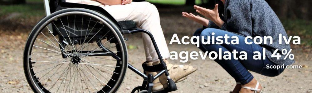 assistenza ausili disabili